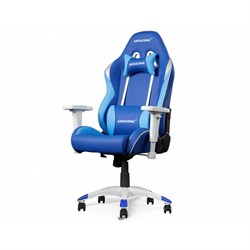 Игровое Кресло AKRacing CALIFORNIA TAHOE blue/white - фото 16952