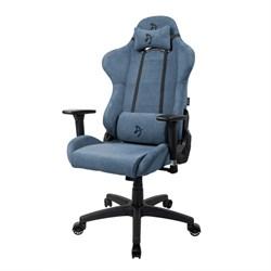 Компьютерное кресло (для геймеров) Arozzi Torretta Soft Fabric - Blue - фото 17459