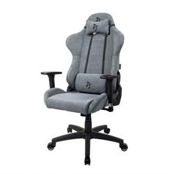 Компьютерное кресло (для геймеров) Arozzi Torretta Soft Fabric - Ash - фото 17490