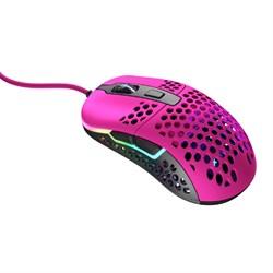 Игровая мышь Xtrfy M42 с RGB, Pink - фото 17756