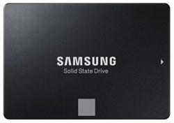 Твердотельный накопитель Samsung 860 EVO 500 GB MZ-76E500BW - фото 17796