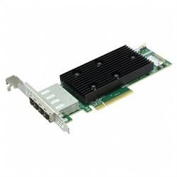 SAS/SATA контроллер LSI Logic SAS 9305-16E зелeный - фото 17827