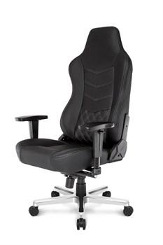 Компьютерное Игровое Кресло AKRacing ONYX DELUX (AK-ONYX DELUX-K901B(RL)-BLACK) Real Leather / black - фото 18347