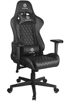 Компьютерное игровое кресло EVOLUTION TACTIC 1 BLACK - фото 18999