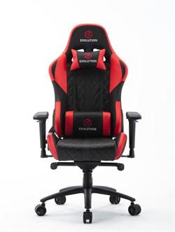 Компьютерное игровое кресло EVOLUTION RACER M - фото 19085