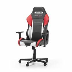 Компьютерное кресло DXRacer OH/DM61/NWR черный, белый, красный