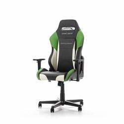 Компьютерное кресло DXRacer OH/DM61/NWE Черный, белый, зеленый