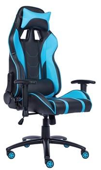 Игровое кресло Lotus S16 PU Голубой - фото 4731