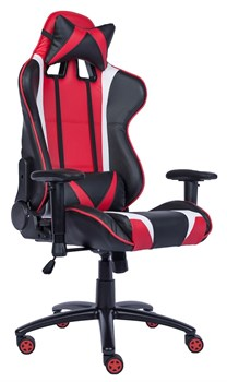 Игровое кресло Lotus S13 PU Красный Красный