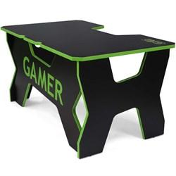 Стол Generic Comfort Gamer2/DS/NE Зеленый - фото 4945