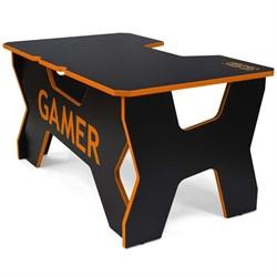 Стол Generic Comfort Gamer2/DS/NO Оранжевый - фото 4955