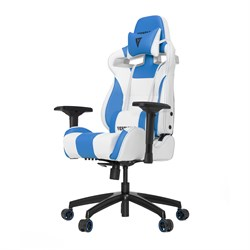 Игровое кресло Vertagear Racing S-Line SL4000 White Blue