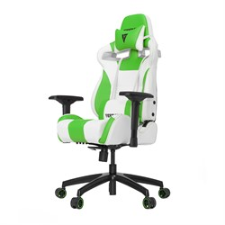 Игровое кресло Vertagear Racing S-Line SL4000 White Green