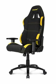 Игровое Кресло AKRacing K7012 (AK-7012-BY) black/yellow