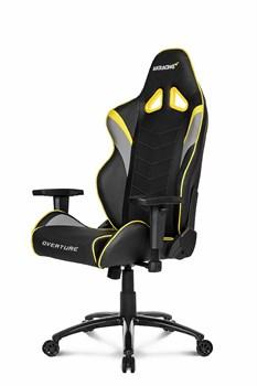 Игровое Кресло AKRacing OVERTUNE (OVERTURE-YELLOW) black/yellow