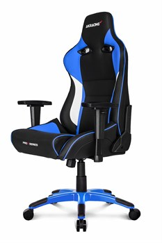 Игровое Кресло AKRacing PRO-X (CPX11-BLUE) black/blue