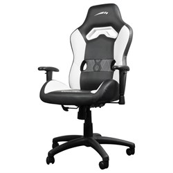 Кресло игровое Speedlink LOOTER Gaming Chair, Black-White