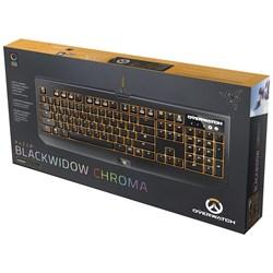 Клавиатура Razer Blackwidow Chroma, Overwatch