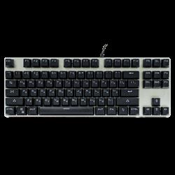 Клавиатура игровая Rapoo V500 Alloy (Blue Switch), механическая