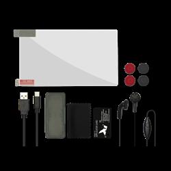 Комплект аксессуаров Speedlink 7-IN-1 STARTER KIT - for Nintendo Switch, black