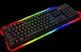 Игровая клавиатура Tesoro GRAM spectrum