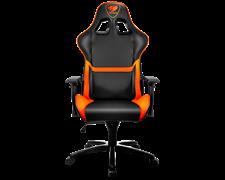 Кресло компьютерное Cougar ARMOR Black-Orange