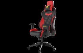Кресло компьютерное GAMDIAS HERCULES E2 Black-Red
