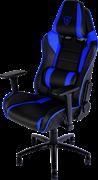 Игровое кресло ThunderX3 TGC30 сине-черное