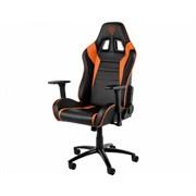 Игровое кресло ThunderX3 TGC30 оранжево-черное