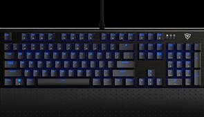 Игровая клавиатура ThunderX3 TK50