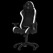 Игровое кресло HHGears XL500 (Black/White)