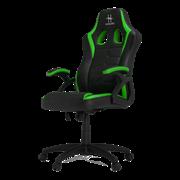 Игровое кресло HHGears SM115 (Black/Green)