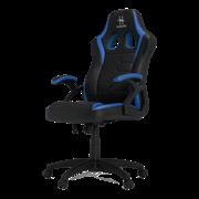 Игровое кресло HHGears SM115 (Black/Blue)