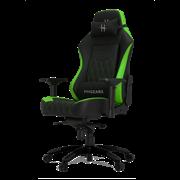 Игровое кресло HHGears XL800 (Black/Green)