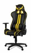 Компьютерное кресло (для геймеров) Arozzi Mezzo Yellow