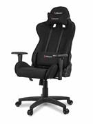 Компьютерное кресло (для геймеров) Arozzi Mezzo V2 - Fabric - Black