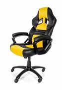 Компьютерное кресло (для геймеров) Arozzi Monza - Yellow