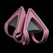 Насадки-ушки для наушников Razer Kitty Ears for Kraken (Quartz)
