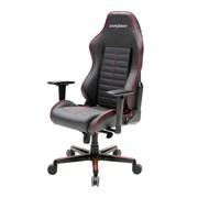 Компьютерное кресло DXRacer OH/DJ133/NR Черный с красной строчкой