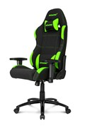 Игровое Кресло AKRacing K7012 (AK-K7012-BG) black/green