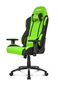 Игровое Кресло AKRacing PRIME (AK-K7018-BG) black/green