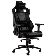 Игровое Кресло Noblechairs EPIC (NBL-PU-GRN-002) PU Leather / black/green