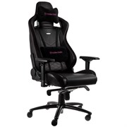 Игровое Кресло Noblechairs EPIC (NBL-PU-PNK-001) PU Leather / black/pink