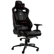 Игровое Кресло Noblechairs EPIC (NBL-PU-RED-002) PU Leather / black/red