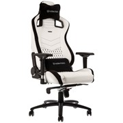 Игровое Кресло Noblechairs EPIC (NBL-PU-WHT-001) PU Leather / white