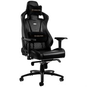 Игровое Кресло Noblechairs EPIC (NBL-RL-BLA-001) Real Leather / black