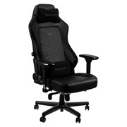 Игровое Кресло Noblechairs HERO (NBL-HRO-PU-BLA) PU Leather / black
