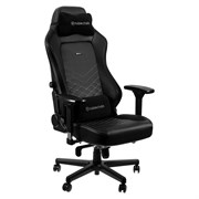 Игровое Кресло Noblechairs HERO (NBL-HRO-PU-BPW) PU Leather / black/platinum white