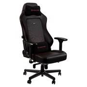 Игровое Кресло Noblechairs HERO (NBL-HRO-PU-BRD) PU Leather / black/red