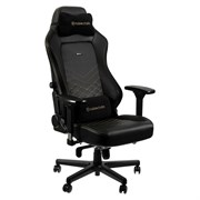 Игровое Кресло Noblechairs HERO (NBL-HRO-PU-GOL) PU Leather / black/gold